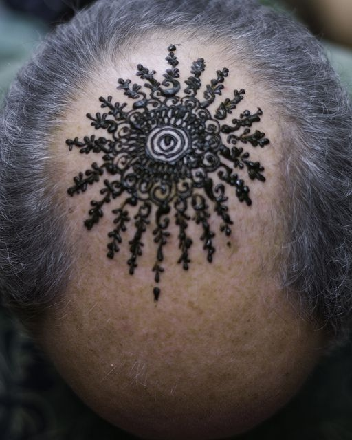 Men with Henna | Funny, Henna and Dads