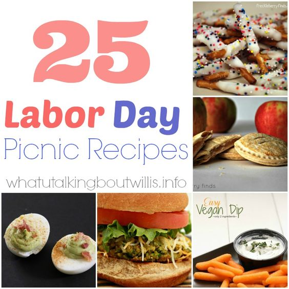 25 Labor Day Picnic Recipes