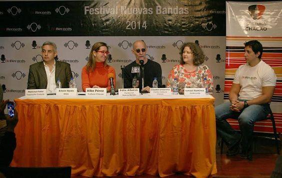 Cresta Metálica Producciones » Se iniciaron las inscripciones para el Festival Nuevas Bandas 2014