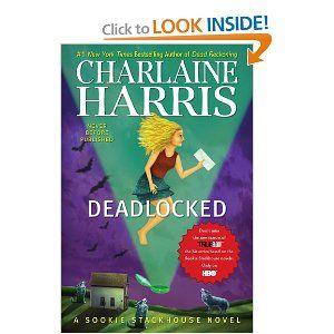 #4: Deadlocked (Sookie Stackhouse, Book 12).