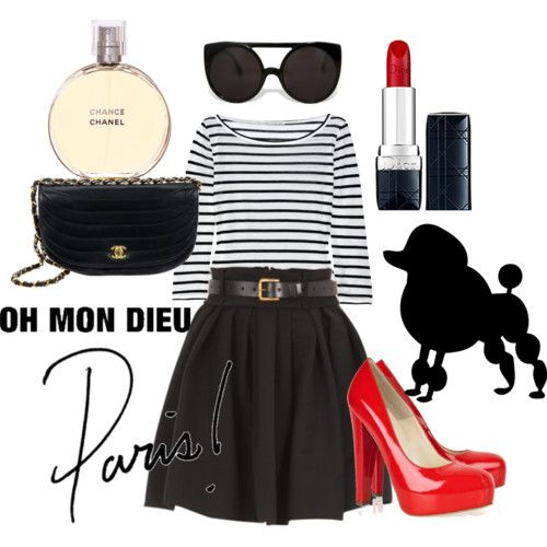 what to wear for french themed party