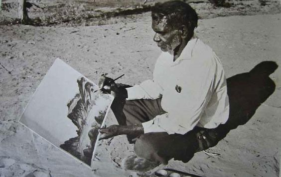 Reuben Pareroultja (1916-1986)
