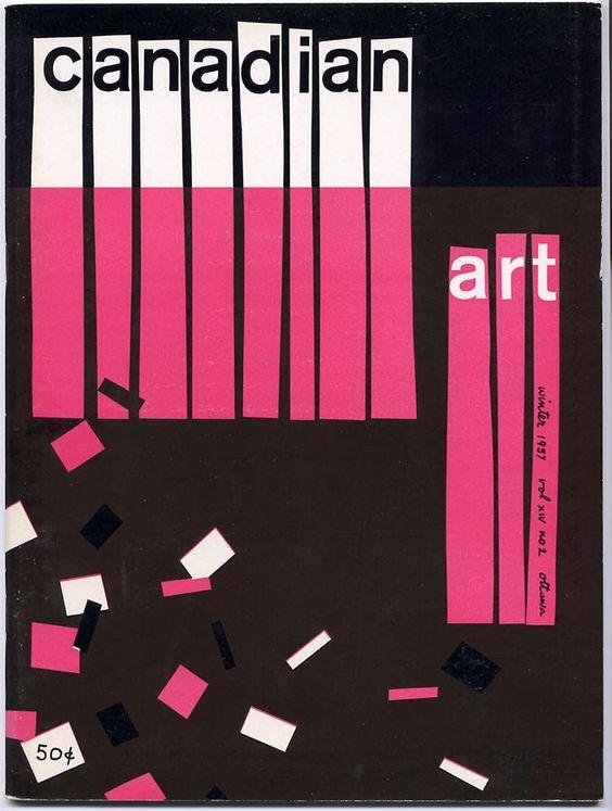 Canadian Art 1957