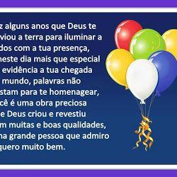 Bonitas Palavras para Desejar um Feliz Aniversário