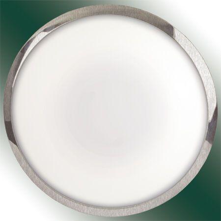 Toto svítidlo je vhodné zejména k osvětlení koupelen a podobně koncipovaných místností. Je opatřeno krytím IP44. Skládá se z plastové základny a krycího, opálového, matného skla. V provedení nikl - matný