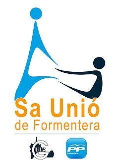 Logotip de Sa Unió de Formentera