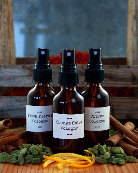 Making Botanical Perfumes and Colognes!