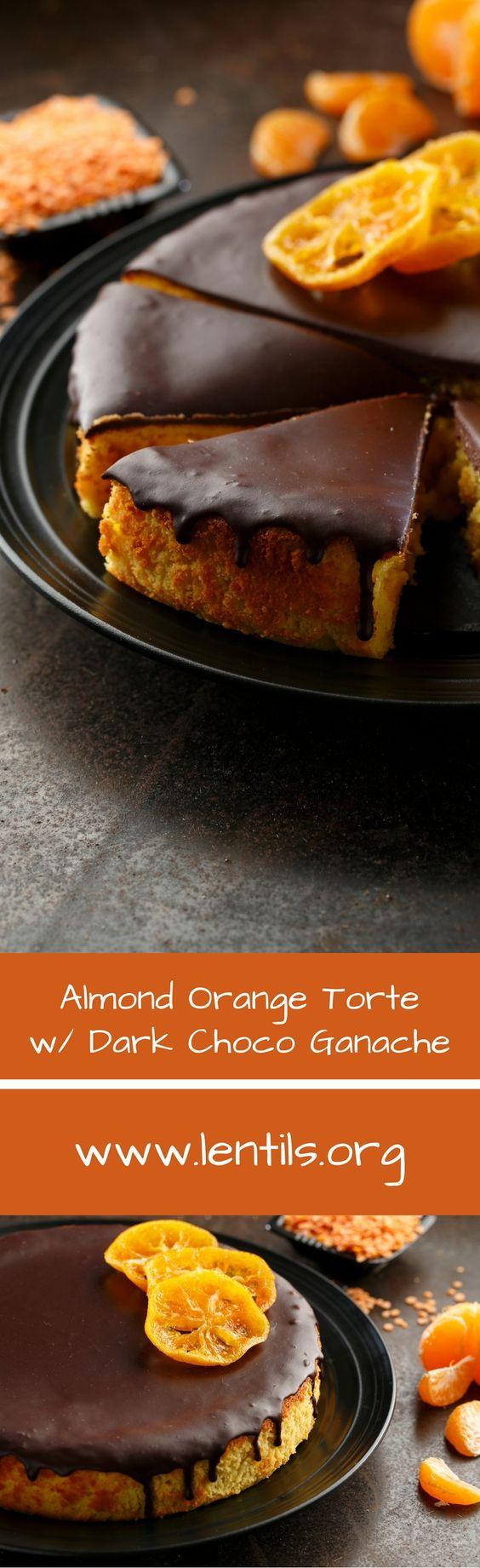 Orangen purieren kuchen