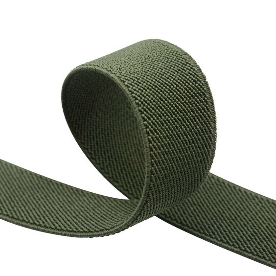 1 inch colored army green-2