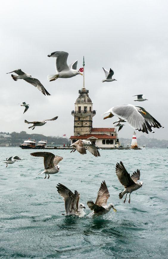 Kız Kulesi Restaurant, Estambul, Turquía