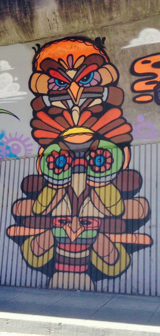 street art: oakland