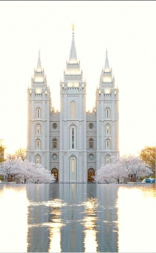 The temple is absolutely amazing
