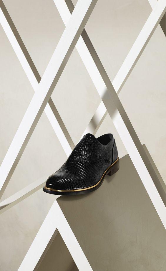 Louis Vuitton Men's Shoes #Editorial #Stilllife #Artdirection #Setdesign