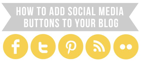 Adding buttons to your sidebar