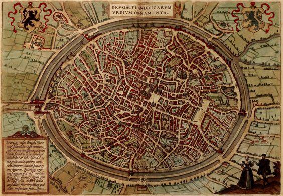 Quelle aventure ma ville au Moyen-Age? - Bruges