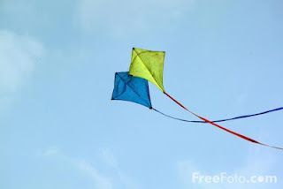father day kite fly