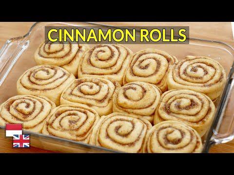 100 Sukses Resep Cinnamon Roll Lembut Luar Dalam Resep Roti Kayu Manis Bisa Ulen Tangan Youtube Roti Kayu Manis Roti Cinnamon Roll Cinnamon Roll