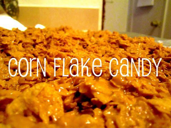 Corn Flake Candy |
