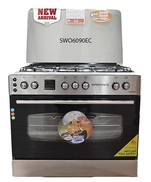 فرن غاز سوبر ويف 60 90 Arrivals Kitchen Kitchen Appliances