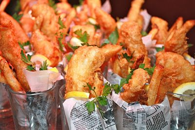 mini fish and chips fitzgeralds