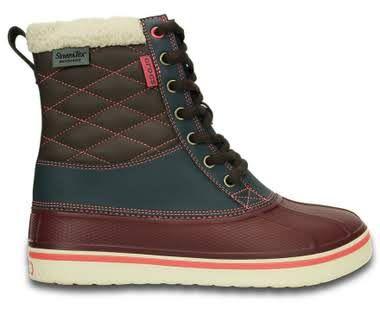 Women's AllCast Waterproof Duck Boot | Women's Waterproof Boots | Crocs Official Site