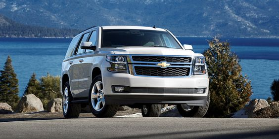 2017 Chevy Tahoe preview, changes - http://carsintrend.com/2017-chevrolet-tahoe/