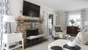 living room layout (mirror image)