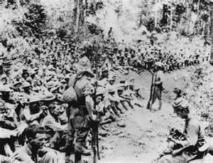 It is estimated that 30-50 prisoners died each day. Estimates are that 5,000 to 10,000 Filipino, and 600 to 650 American prisoners of war died during the Bataan Death March.
