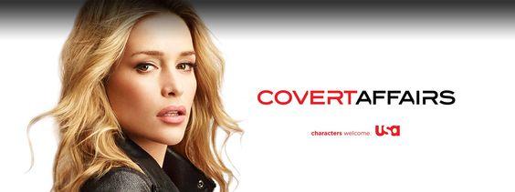 Watch Covert Affairs online   Hulu Plus