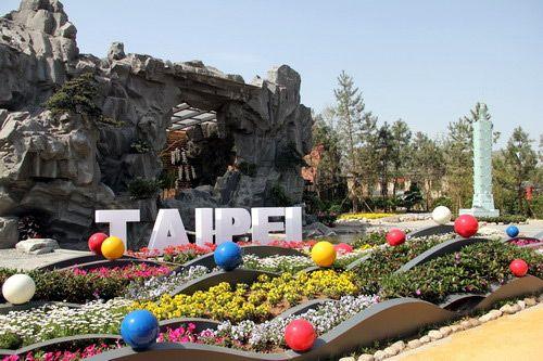 Đài Bắc có rất nhiều địa điểm thu hút khách du lịch