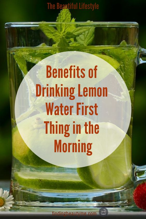 Lemon water benefits 86612