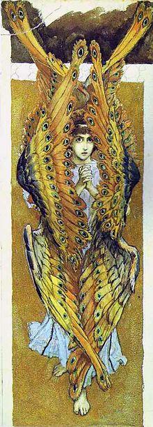 Serafín - Wikipedia, la enciclopedia libre