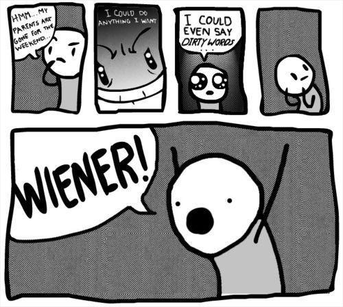wiener hahahah