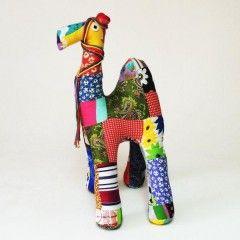 Patchwork camel (medium)