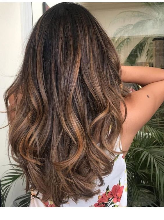 Original Hair Idea And Curly Inspiring Ladies Honey Hair Color Brown Ombre Hair Hair Styles