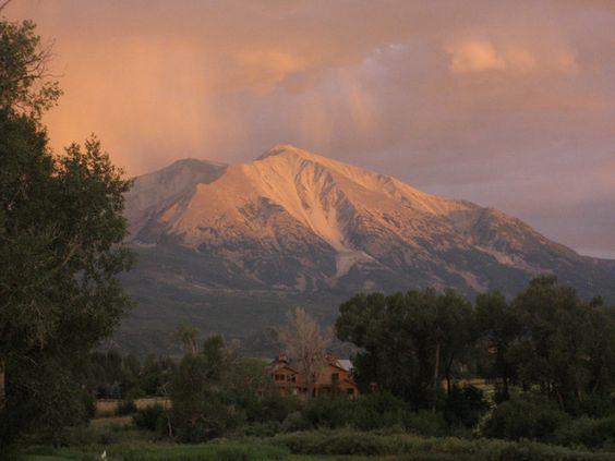 Mt. Sopris Carbondale, CO