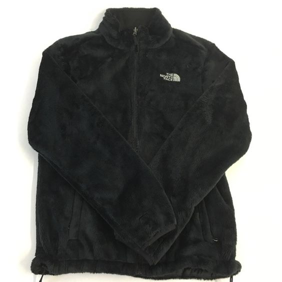 The North Face fleece Zip up jacket. NEVER WORN. Extremely warm ...