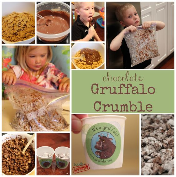 Toddler Approved!: The Gruffalo {Julia Donaldson Virtual Book Club for Kids}