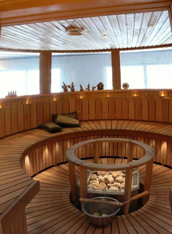 Luxury Home Sauna Cedardirect Com