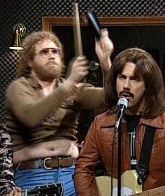 I've got a fever... and the only prescription...is more cowbell - Click image to find more Humor Pinterest pins