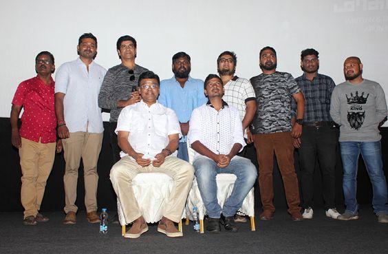 Director K.Bhagyaraj AT Goko Mako Movie Press Meet & Trailer Launch
