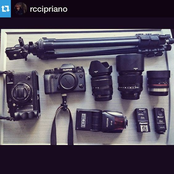 """#Repost @rccipriano with @repostapp.・・・Essentials #fujifilmph #xpro1 #xt1 #xpph"""