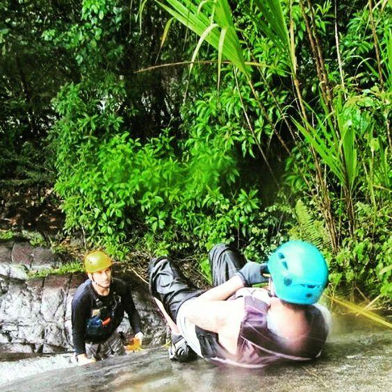 Adventure tour in the Rainforest
