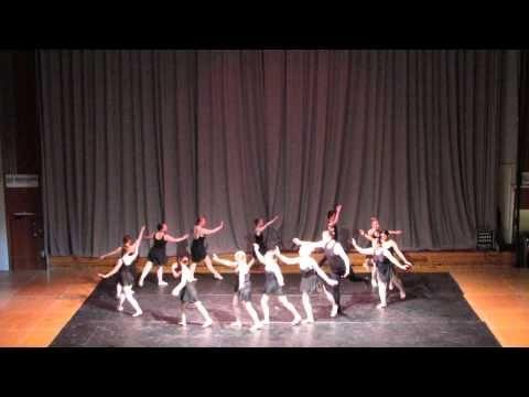 Beginner Ballet 2015- Competition Performance