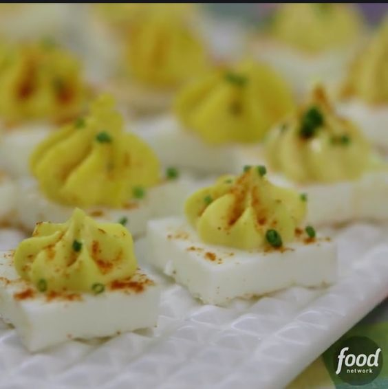 Http Www Foodnetwork Com Recipes Food Network Kitchens Square Deviled Eggs Html