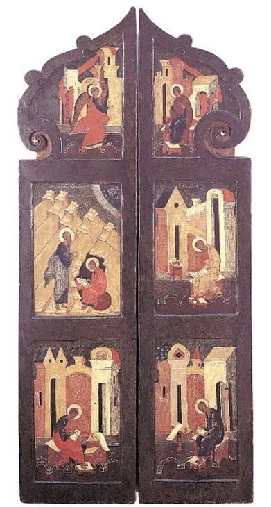 The Royal Gates, Novgorod (15th century)