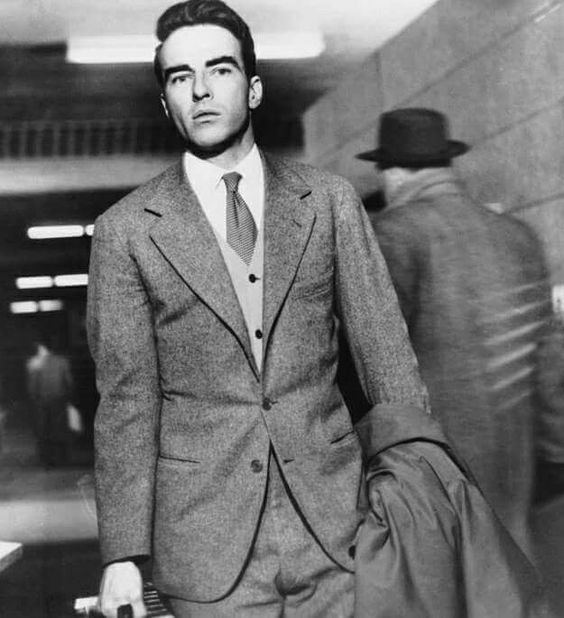 The very Dapper Montgomery Clift