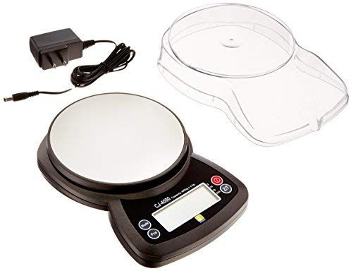 Amazon Com Jennings Cj 4000 Compact Digital Weigh Scale 4000g X
