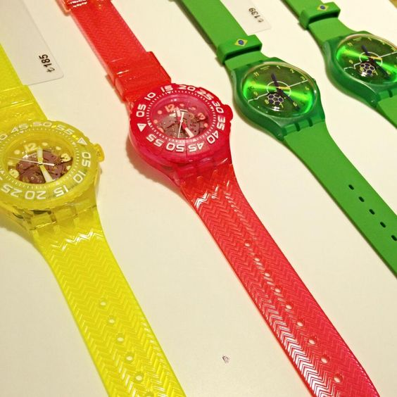 #Swatch: Instagram, Accessories, Watches, Locura Suiza, Swatch Swiss, Madness