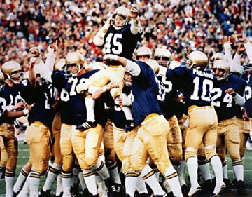 rudy ruettiger motivational speaker and former notre dame